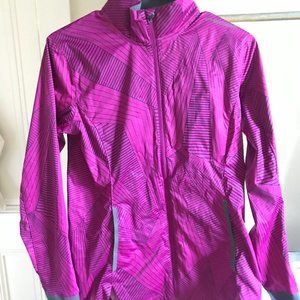 Brooks Womens Fitted Running Jacket